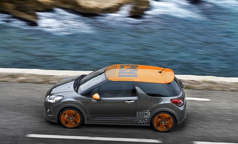 Citroën DS3 Racing: tisíc kusů navrch: - fotka 18