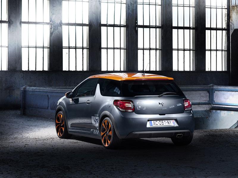 Citroën DS3 Racing: tisíc kusů navrch: - fotka 23