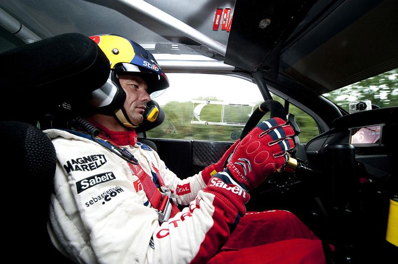 Paříž 2010: Citroën DS3 WRC: - fotka 1