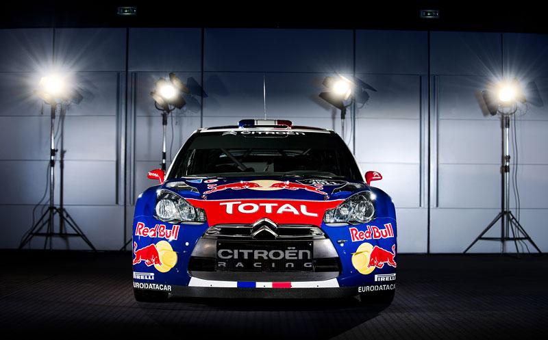 Paříž 2010: Citroën DS3 WRC: - fotka 2