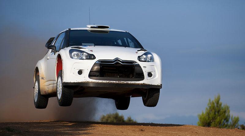 Paříž 2010: Citroën DS3 WRC: - fotka 6