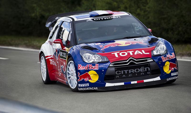 Paříž 2010: Citroën DS3 WRC: - fotka 11
