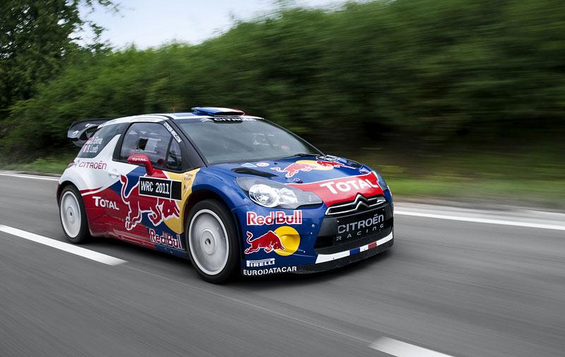 Paříž 2010: Citroën DS3 WRC: - fotka 10
