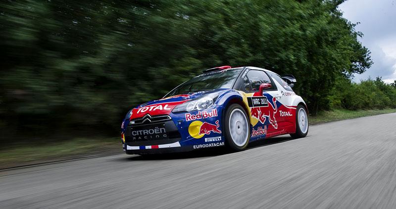 Paříž 2010: Citroën DS3 WRC: - fotka 13