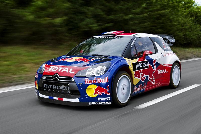 Paříž 2010: Citroën DS3 WRC: - fotka 15