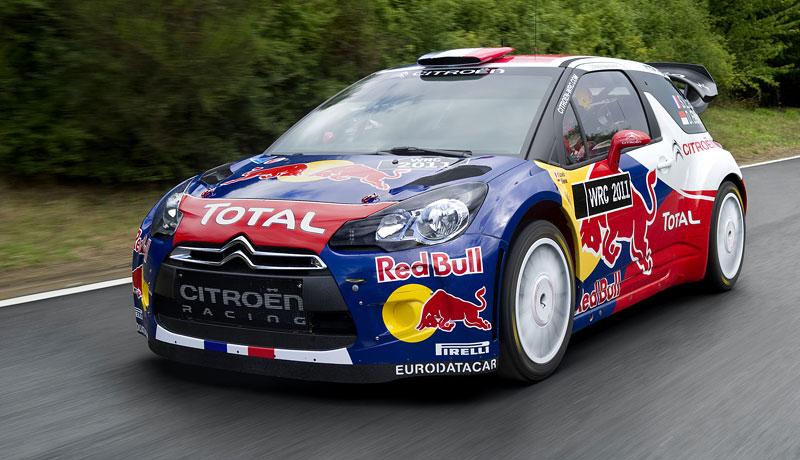 Paříž 2010: Citroën DS3 WRC: - fotka 17