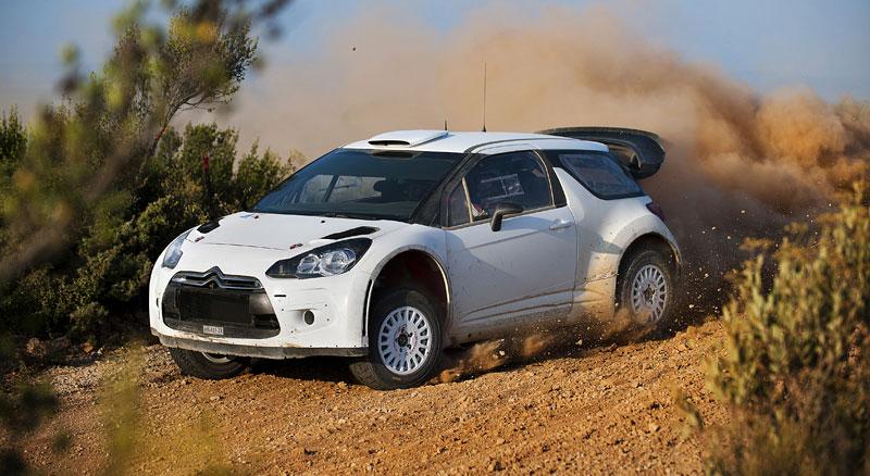 Paříž 2010: Citroën DS3 WRC: - fotka 19