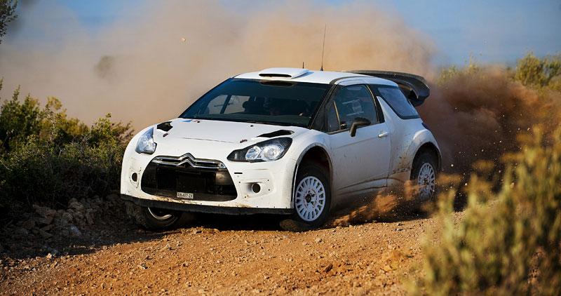 Paříž 2010: Citroën DS3 WRC: - fotka 20