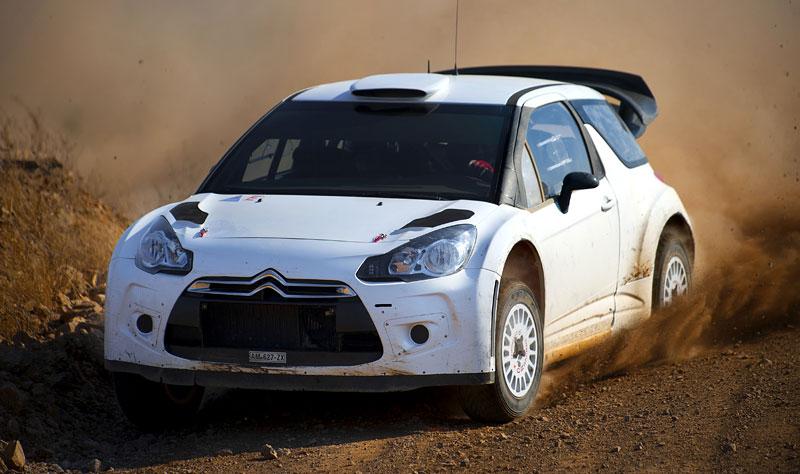 Paříž 2010: Citroën DS3 WRC: - fotka 21
