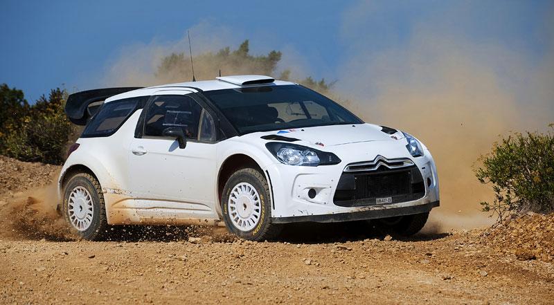 Paříž 2010: Citroën DS3 WRC: - fotka 22
