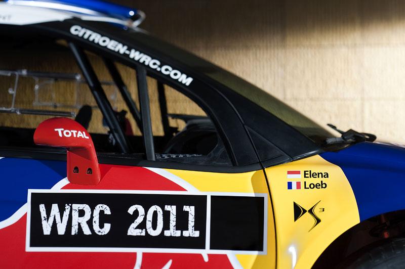 Paříž 2010: Citroën DS3 WRC: - fotka 30