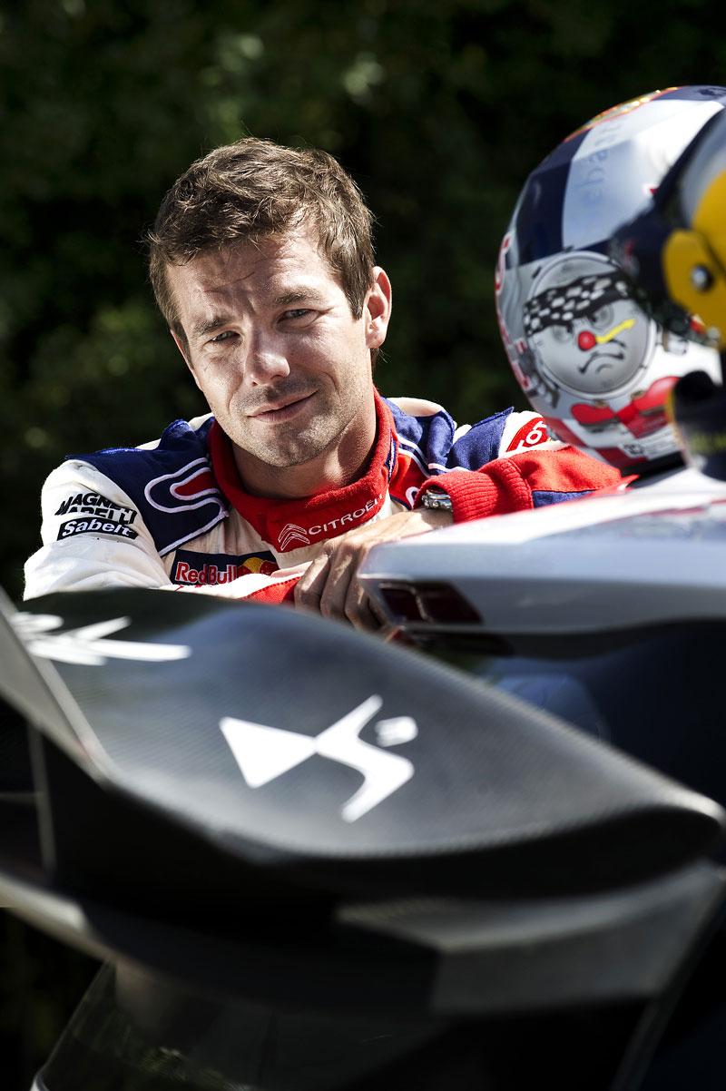 Paříž 2010: Citroën DS3 WRC: - fotka 34