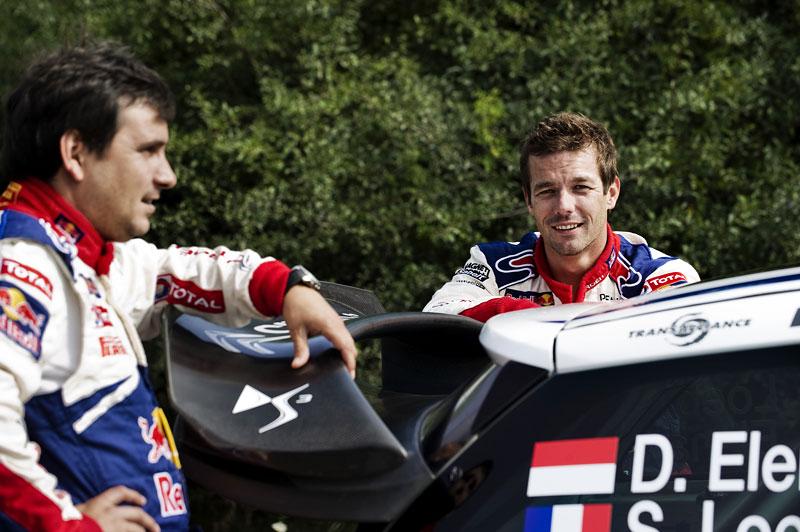 Paříž 2010: Citroën DS3 WRC: - fotka 36
