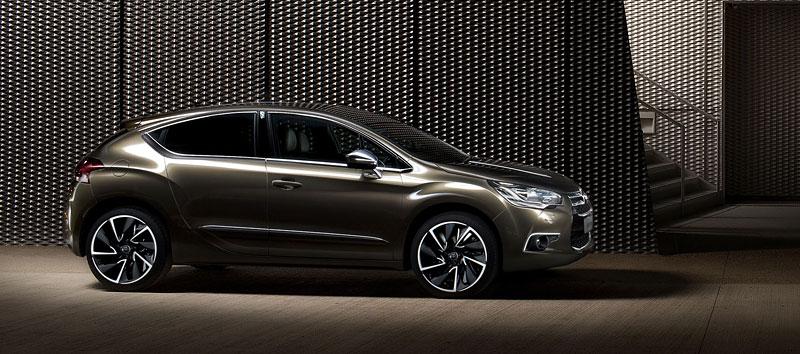 Citroën DS4: stylově i mezi kompakty: - fotka 15