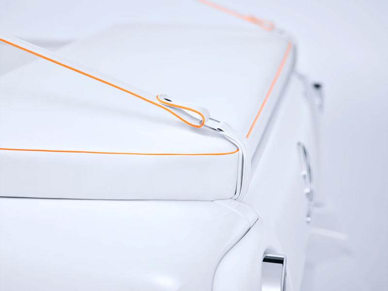 Citroën E-Mehari styled by Courreges: Plážový elegán (+video): - fotka 12
