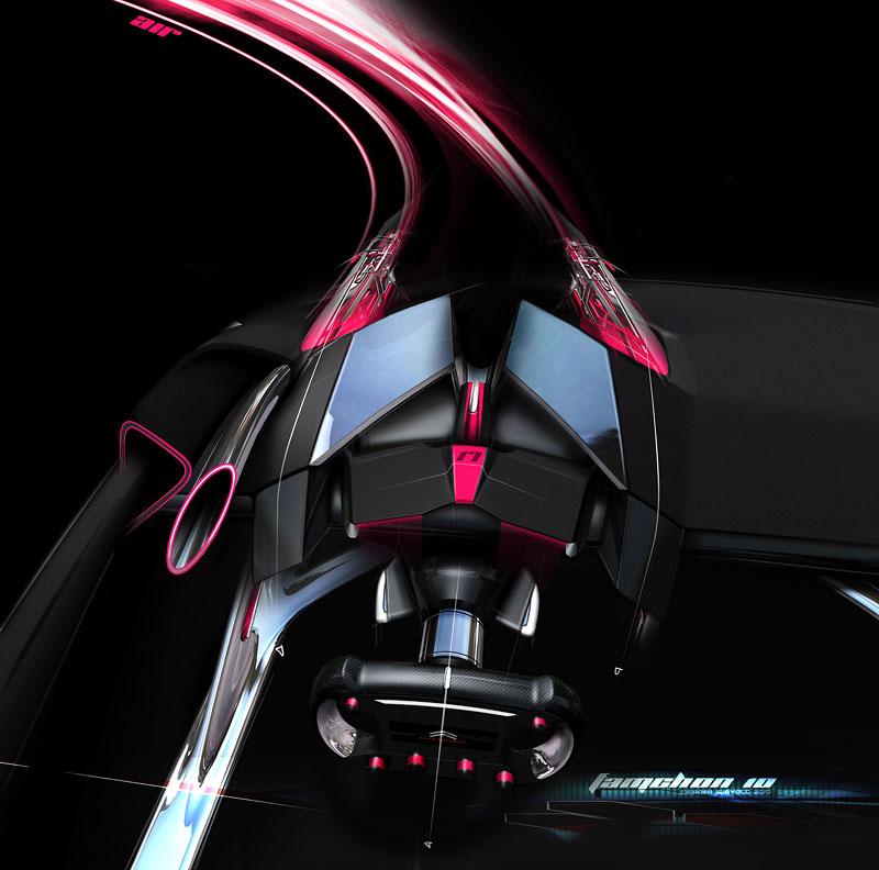 Ženeva 2010: Citroën Survolt – stylový i agresivní (nové foto): - fotka 16