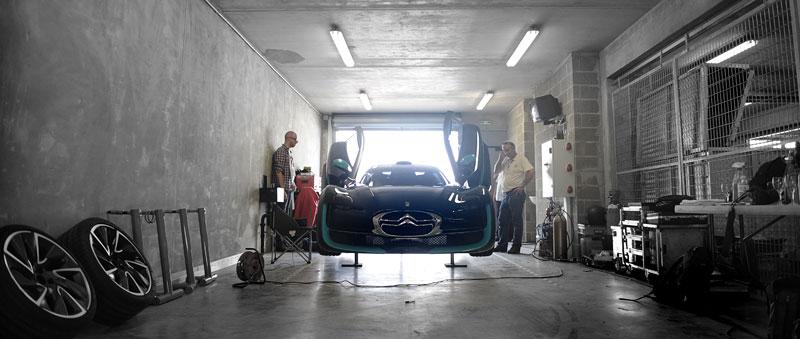 Citroën Survolt: velká galerie z Le Mans Classic: - fotka 2