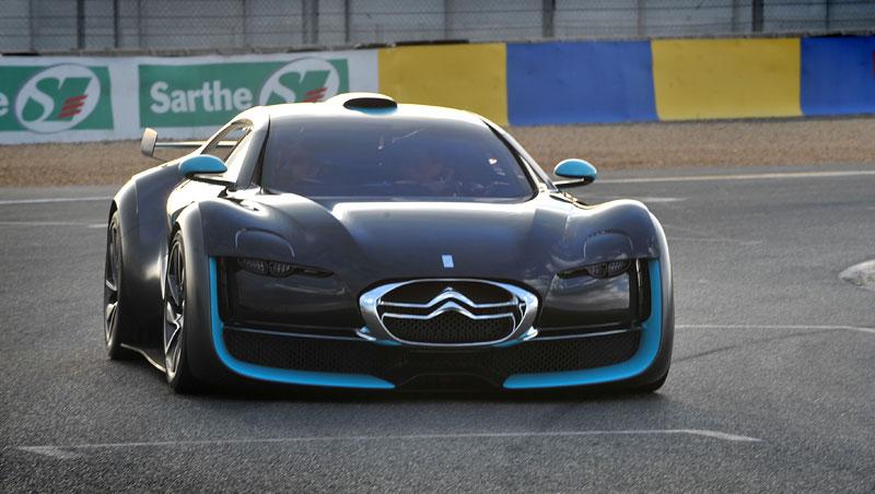 Citroën Survolt: velká galerie z Le Mans Classic: - fotka 3