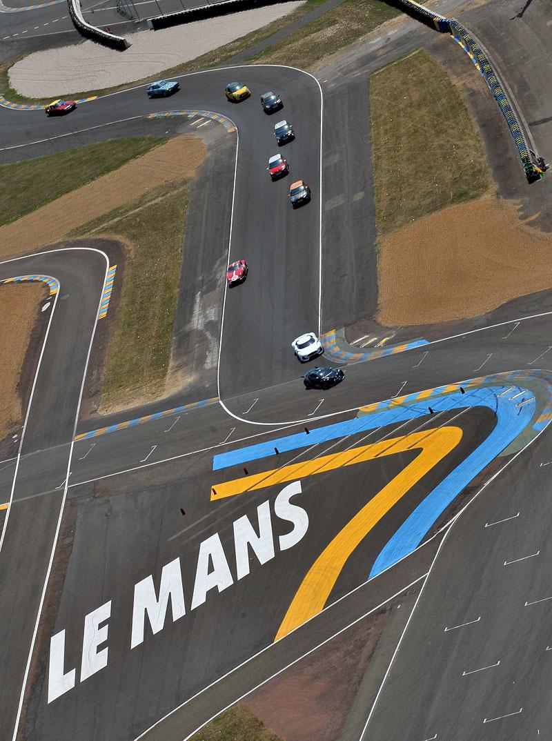 Citroën Survolt: velká galerie z Le Mans Classic: - fotka 5