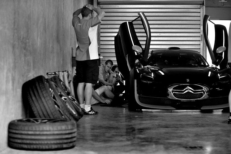 Citroën Survolt: velká galerie z Le Mans Classic: - fotka 6