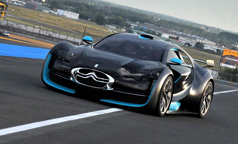 Citroën Survolt: velká galerie z Le Mans Classic: - fotka 7