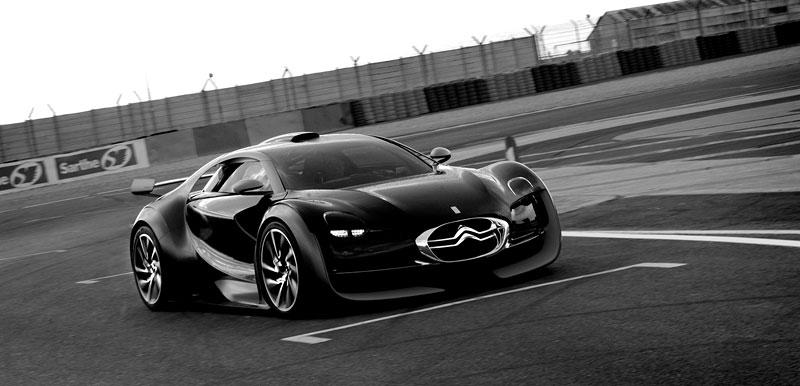 Citroën Survolt: velká galerie z Le Mans Classic: - fotka 8