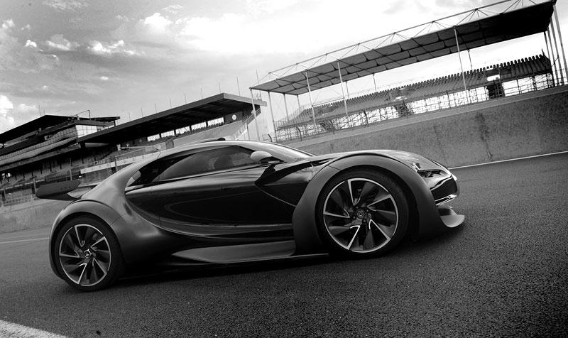 Citroën Survolt: velká galerie z Le Mans Classic: - fotka 11
