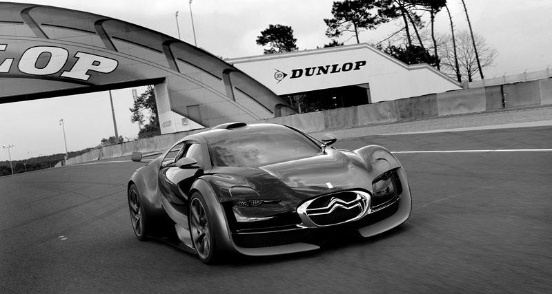 Citroën Survolt: velká galerie z Le Mans Classic: - fotka 12