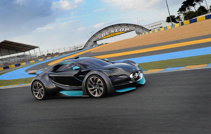 Citroën Survolt: velká galerie z Le Mans Classic: - fotka 15
