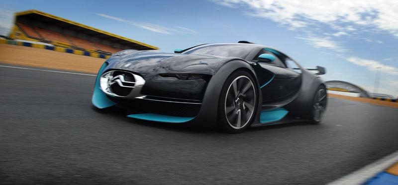Citroën Survolt: velká galerie z Le Mans Classic: - fotka 21
