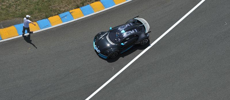 Citroën Survolt: velká galerie z Le Mans Classic: - fotka 24