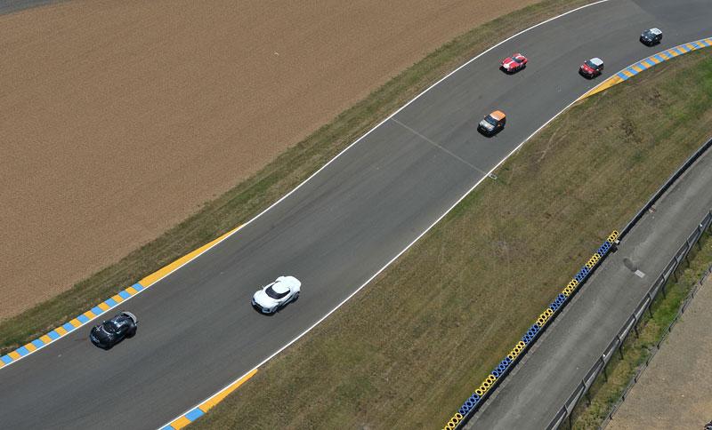 Citroën Survolt: velká galerie z Le Mans Classic: - fotka 26