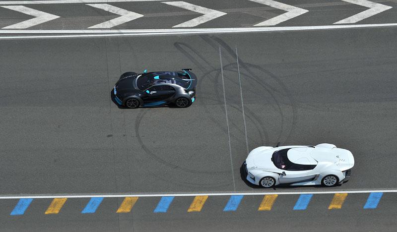 Citroën Survolt: velká galerie z Le Mans Classic: - fotka 29