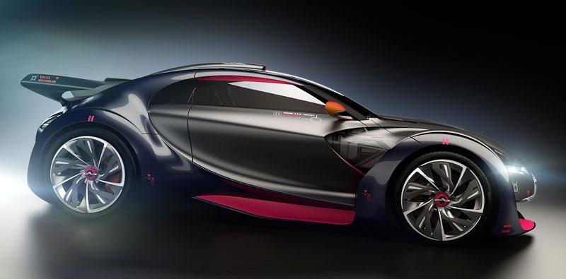 Ženeva 2010: Citroën Survolt – stylový i agresivní (nové foto): - fotka 22