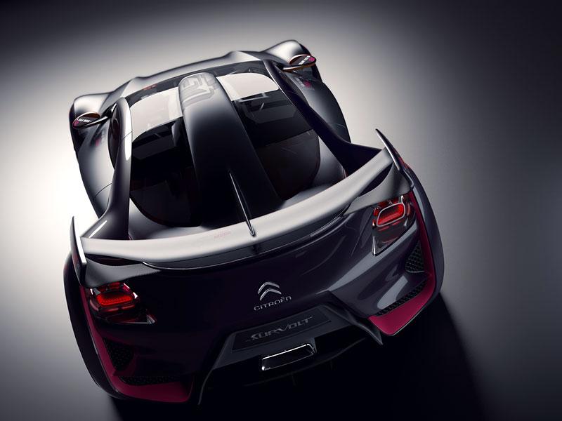 Ženeva 2010: Citroën Survolt – stylový i agresivní (nové foto): - fotka 26
