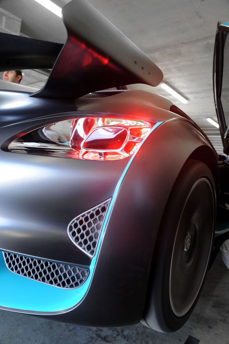 Citroën Survolt: velká galerie z Le Mans Classic: - fotka 34