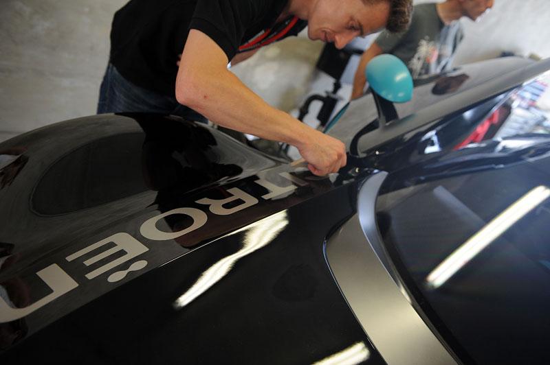 Citroën Survolt: velká galerie z Le Mans Classic: - fotka 35