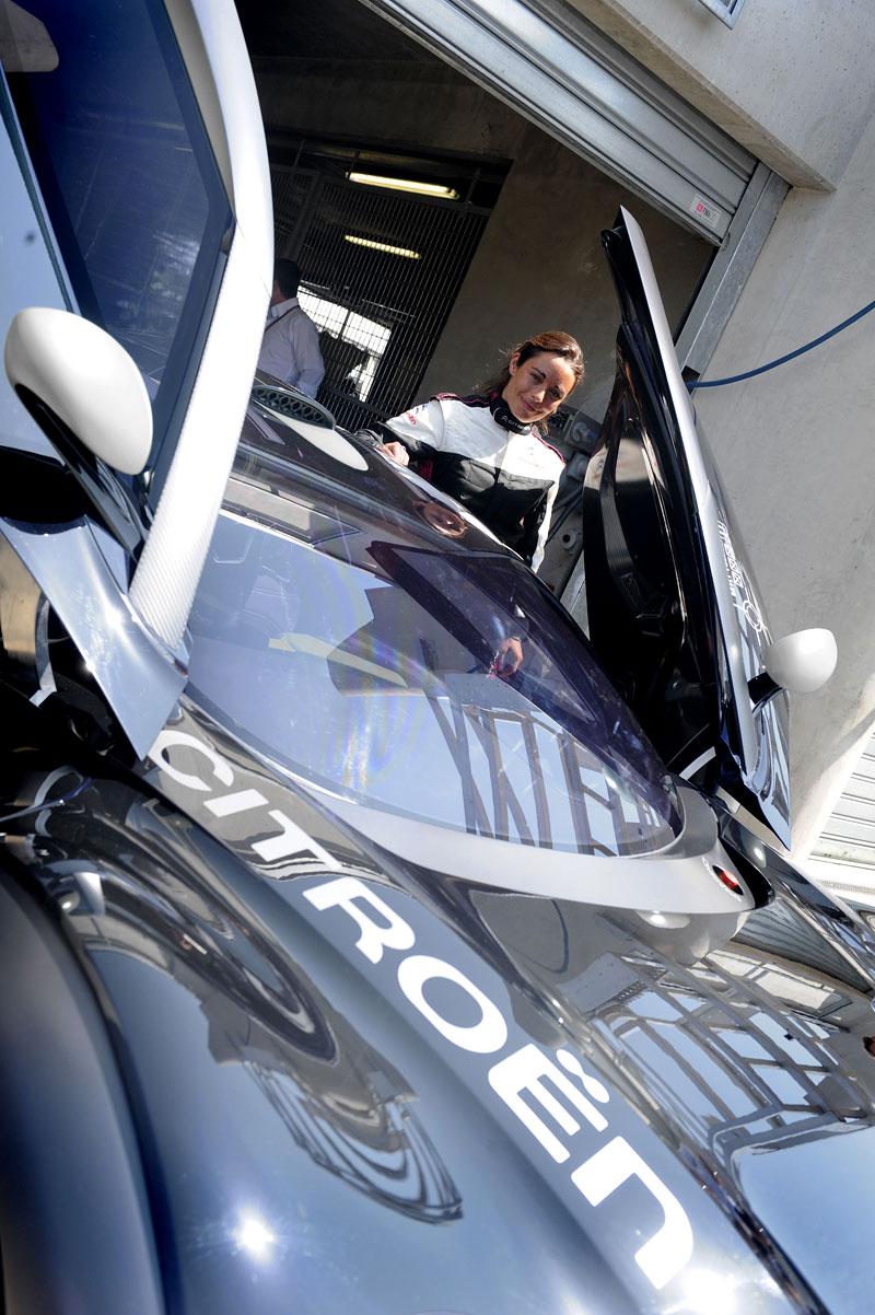 Citroën Survolt: velká galerie z Le Mans Classic: - fotka 40