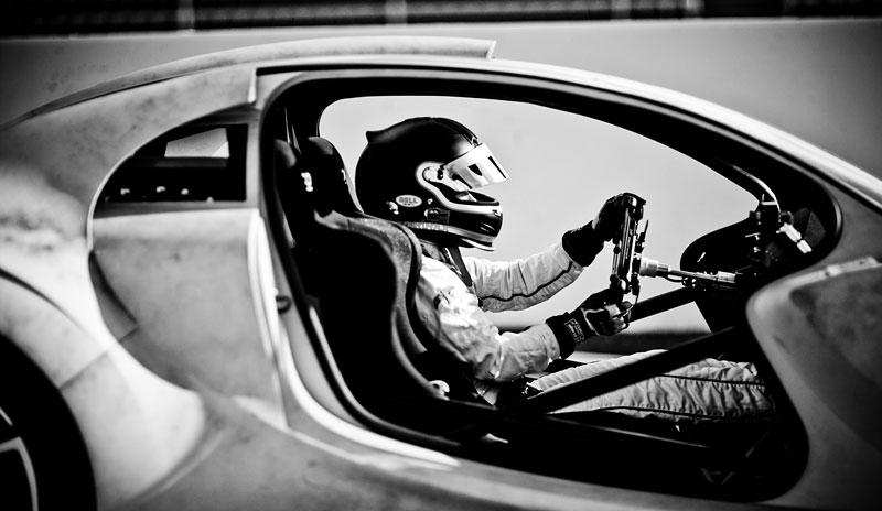 Citroën Survolt: velká galerie z Le Mans Classic: - fotka 43