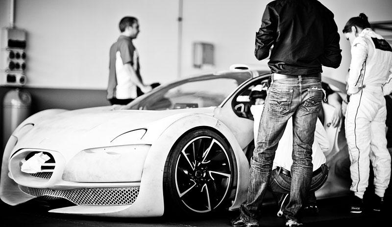 Citroën Survolt: velká galerie z Le Mans Classic: - fotka 44