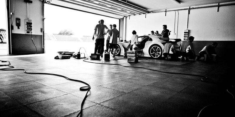 Citroën Survolt: velká galerie z Le Mans Classic: - fotka 45