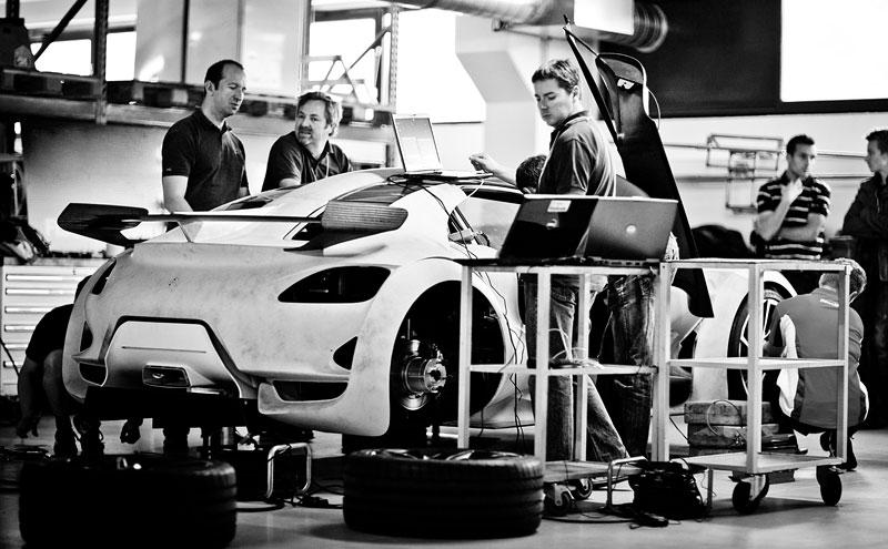 Citroën Survolt: velká galerie z Le Mans Classic: - fotka 46