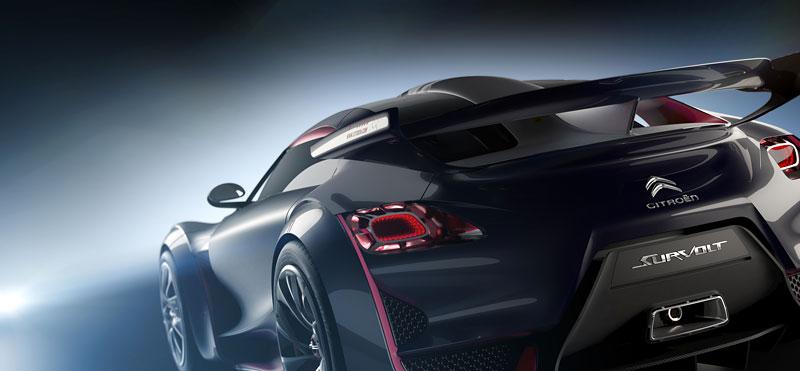 Ženeva 2010: Citroën Survolt – stylový i agresivní (nové foto): - fotka 28