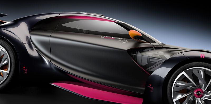 Ženeva 2010: Citroën Survolt – stylový i agresivní (nové foto): - fotka 30