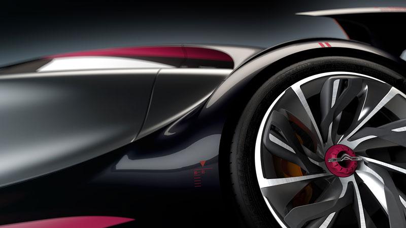 Ženeva 2010: Citroën Survolt – stylový i agresivní (nové foto): - fotka 34