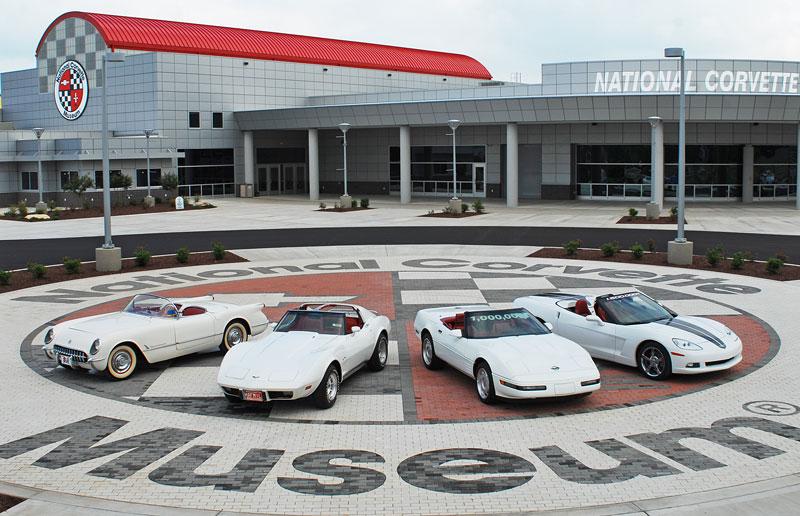 Corvette vyrobilo už 1 500 000 aut: - fotka 1