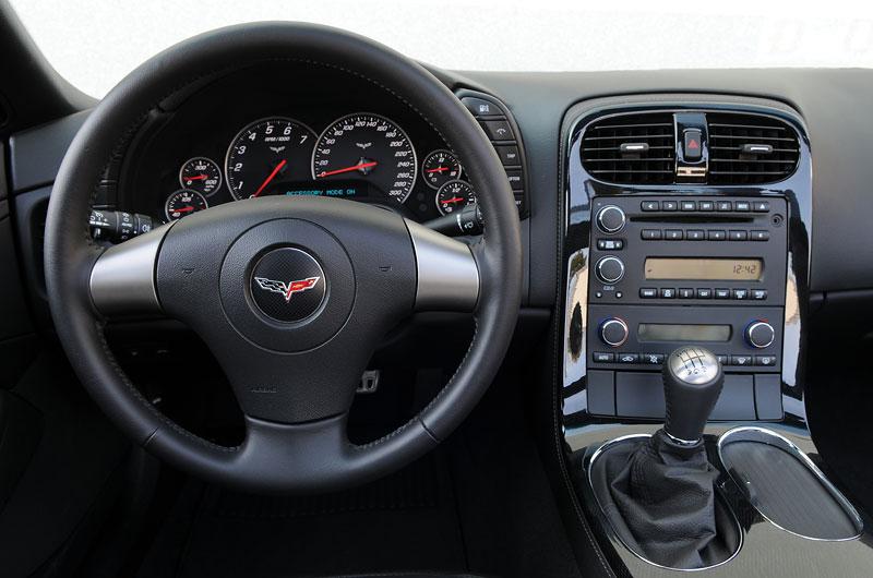 Corvette C6 Competition Edition – pouze pro Evropu: - fotka 1
