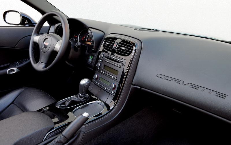 Corvette C6 Competition Edition – pouze pro Evropu: - fotka 2