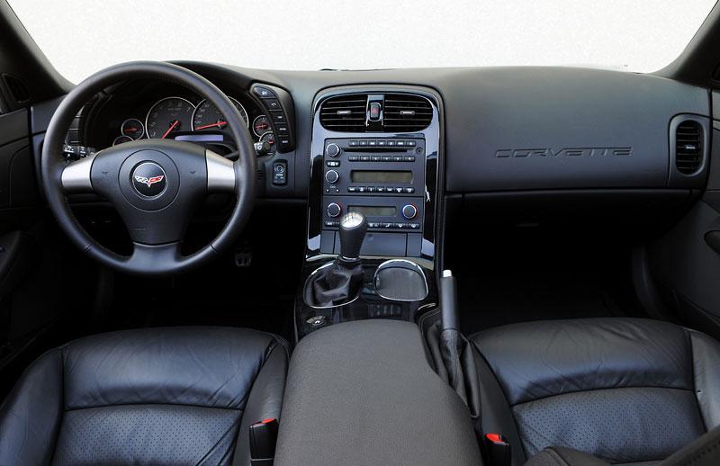 Corvette C6 Competition Edition – pouze pro Evropu: - fotka 4