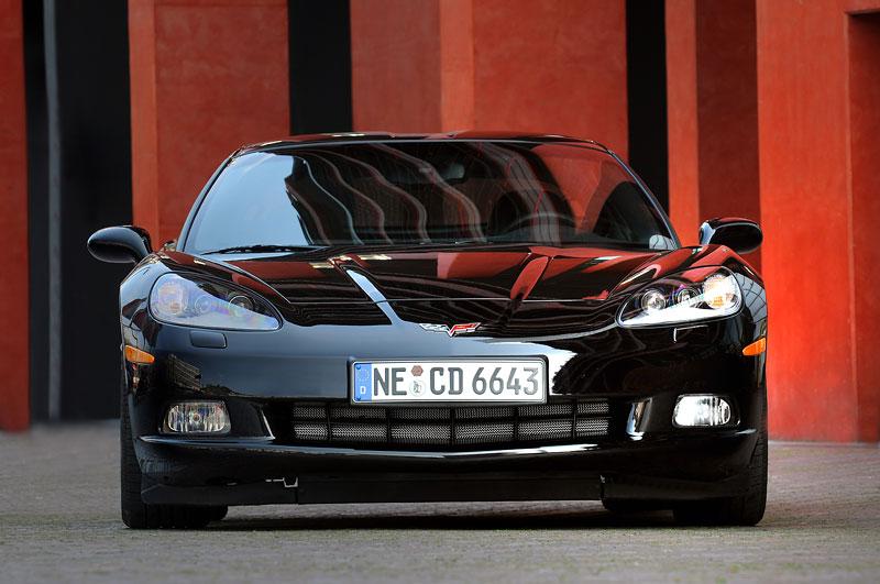Corvette C6 Competition Edition – pouze pro Evropu: - fotka 5